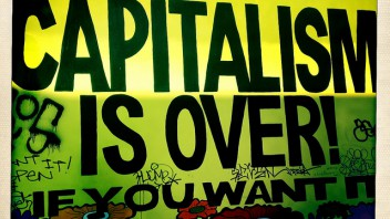 capitalism is over