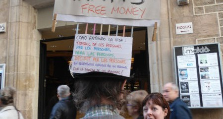 The Barcelona interviews: Free money, precariousness and alternative living