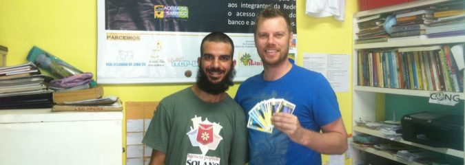The amazing story of community currencies in Brazil: Interview