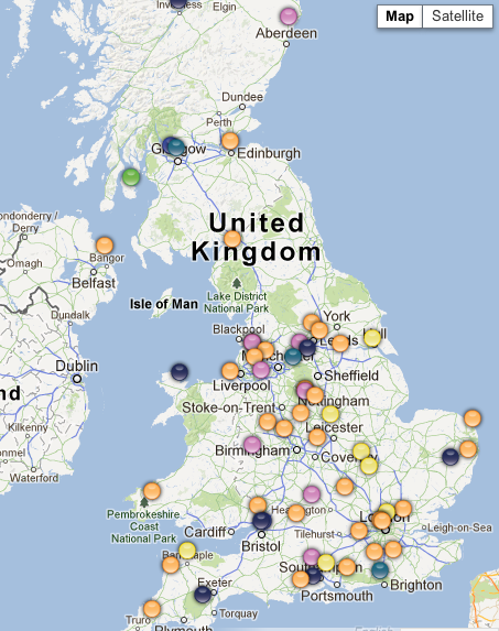 30 maps to help local changemakers and community organisers