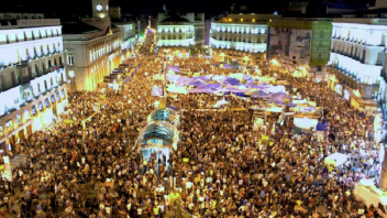15-M protests in Spain