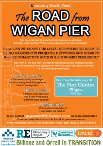 The Road From Wigan Pier - REconomy North West
