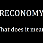 REconomy – what's the Wikipedia definition?